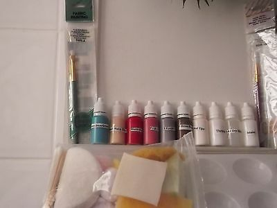 Sale! £4 off for a few weeks 10ml Air Dry Paints to reborn your baby (nw)