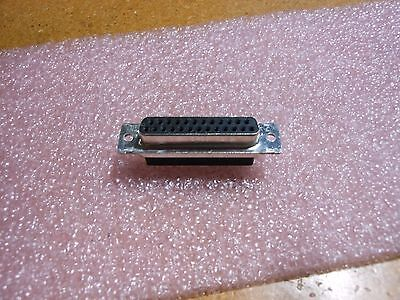 Amp Connector D-Sub 25Pos ( Lot Of 26 Pc) Part # 207463-1