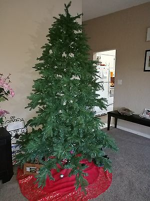 Green Artificial Christmas Tree 7.5 ft (With Stand)
