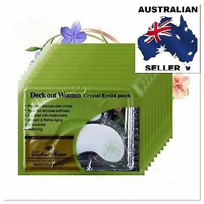 Anti Wrinkle Collagen Eye Mask To Elimiate Puffiness Dark Circles And Fine Lines