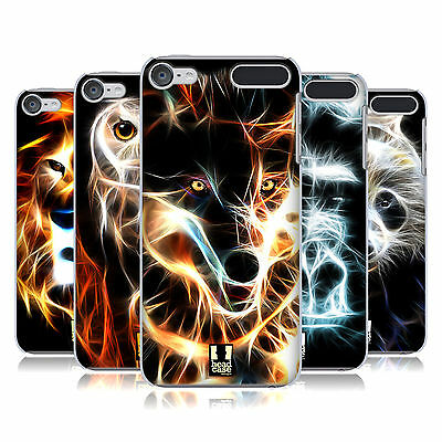 HEAD CASE DESIGNS WILDFIRE HARD BACK CASE FOR APPLE iPOD TOUCH MP3