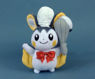 POKEMON Center - EMOLGA Musical Peluche 16 cm JAPON PokeDoll 2011 plush RARE