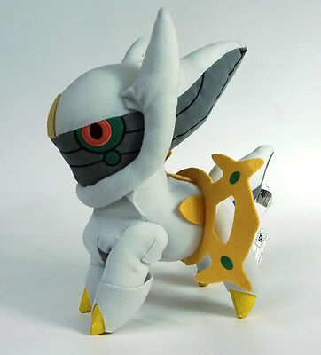 POKEMON - ARCEUS Peluche 28 cm Banpresto JAPON 2009 plush RARE