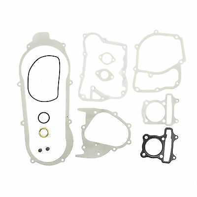 Gasket Set 410mm GY6 152QMI 125cc Chinese Scooter Engine 742 20 30 Belt Ozooma