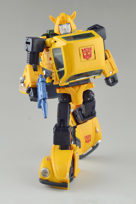 Transformers Masterpiece Cp Mp-21 Bumblebee+Spike Action Figures