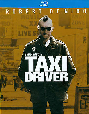 Taxi Driver (1976 Blu-ray Disc, 2011) Digibook Edition