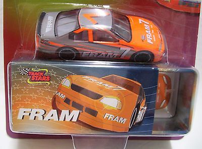 Track Stars Collectables Fram Diecast Car 7 Metal Box # 2053 Exc Con
