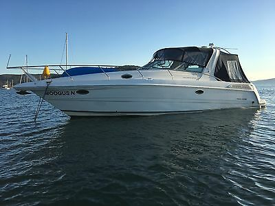 MUSTANG 3800 SPORTSCRUISER Excellent Condition