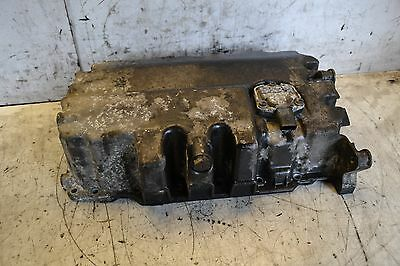 VW Touran Oil Sump / Pan 03G103603 Touran 1.9 Diesel TDI 2009 Engine Code BLS