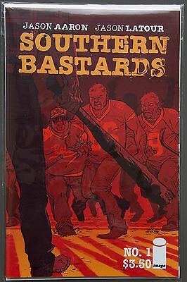 Southern Bastards #1 (2014) - 1st Printing - Image Comics US - Bagged & Boarded