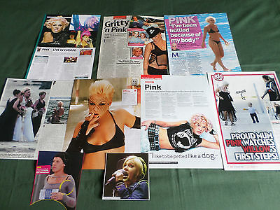 Pink - Pop Music - Clippings /cutting Pack