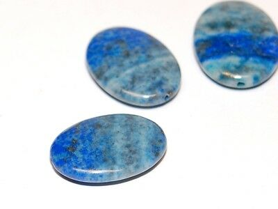 Lapis - ovale Scheibe, 22x30 mm /2289s