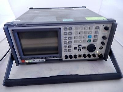 Aeroflex IFR Com 120B/120B-2 Communication Service Monitor  GHz 120