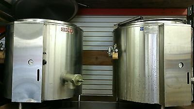 Great Electric Groen Steam Jacketed Kettle 60 Gallon