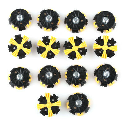 14pcs Golf Shoes Spikes Cleat Metal Thread Screw Studs Replacement For Footjoy