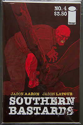 Southern Bastards #4 (2014) - 1st Printing - Image Comics US - Bagged & Boarded