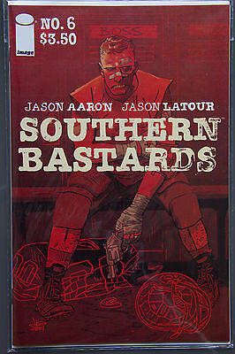 Southern Bastards #6 (2014) - 1st Printing - Image Comics US - Bagged & Boarded
