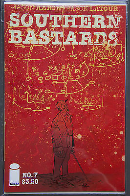 Southern Bastards #7 (2014) - 1st Printing - Image Comics US - Bagged & Boarded