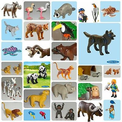 Playmobil * ZOO / SAFARI / CIRCUS / PETTING ZOO / NOAH'S ARK ANIMALS *