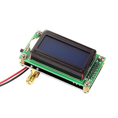 9V Mini 1~500 MHz  High Accuracy RF Voltag Frequency Counter Tester for Radio
