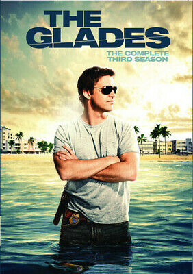 The Glades: The Complete Third Season [New DVD] Manufactured On Demand, Widesc