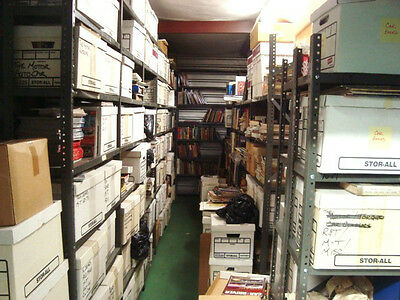 3000 CAR / AUTOMOBILE MAGAZINES 1950's to 1990's ENTIRE INVENTORY / BUSINESS wow
