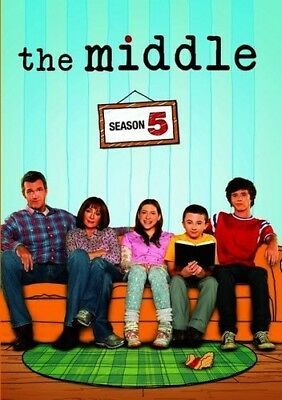 The Middle: The Complete Fifth Season [New DVD] Manufactured On Demand, Boxed