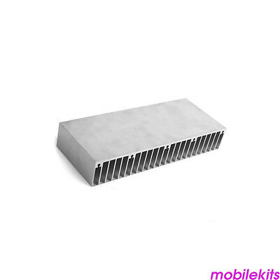 Aluminum Heatsink Cooling for LED Power Memory Chip IC Transistor 60x150x25mm