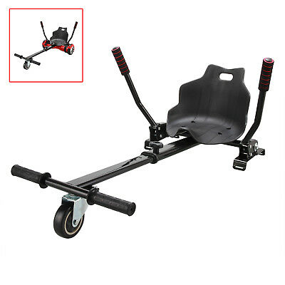 Hoverkart Go Kart Adjustable For Hoverboard Fits all 6.5 ,8 and 10 inch Boards