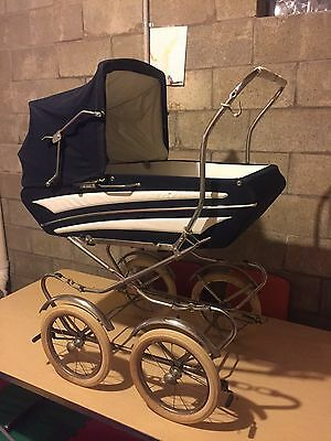 Vintage 1950's Baby Carriage - Made in Italy