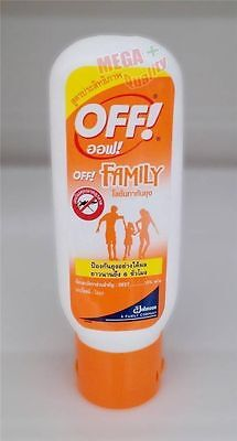 OFF Johnson Mosquito Insect Repellent Liquid Lotion for Family Long 6 hrs 50ml.