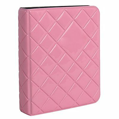 Zink 64-Pocket Photo Album w/Sleek Quilted Cover For HP Sprocket, LG, Prynt, Lif