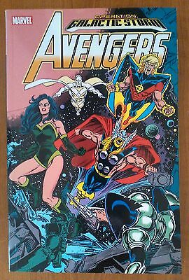 Avengers Galactic Storm Graphic Novel Vol. 1 - Marvel Comics 1st Print 2006