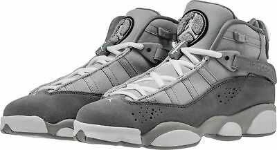 049bc7adea6c KID S   GRADE School Jordan 6 Rings  323419 - 014  (Cool Grey) Asst ...