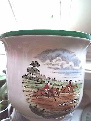 Spode China Bowl  The Hunt