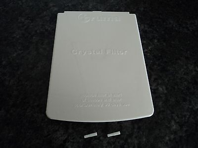 Truma Filtapac Crystal 2 Water Inlet Housing Flap - White - Caravan Motorhome