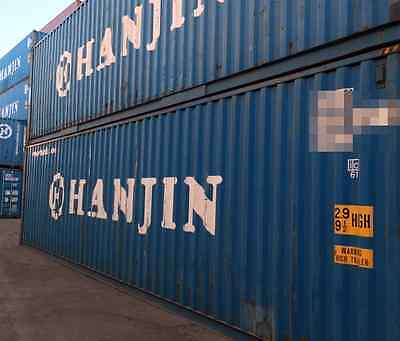 40' High Cube for Shipping & Storage Container In Oakland / San Francisco CA