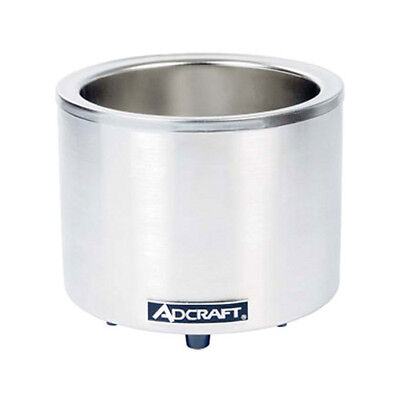 Adcraft FW-1200WR Electric Countertop Food Warmer 1200 Watt