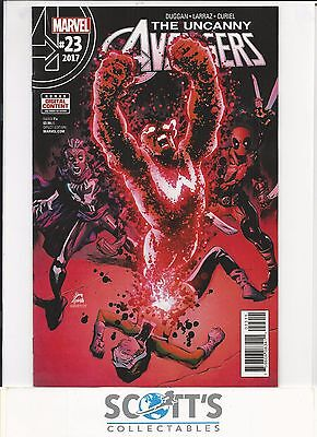 Uncanny Avengers   #23  New  (Bagged & Boarded) Freepost