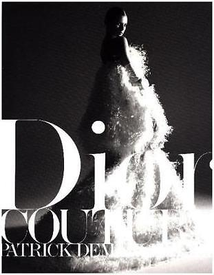 Dior Couture-NEW-9780847838028 by Demarchelier, Patrick / Sischy, Ingrid