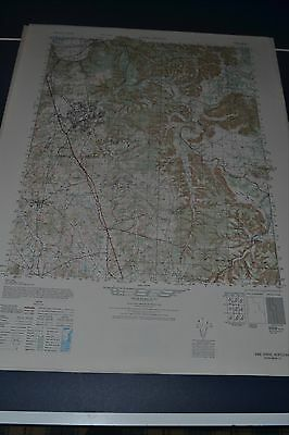 1940's Army topo map Vine Grove Kentucky -Sheet 3859 IV Radcliff Fort Knox