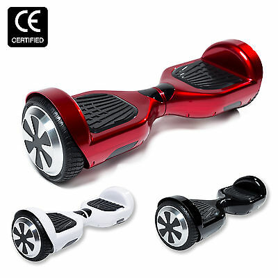 "Hoverboard 6.5"" électrique Scooter Skateboard Balance Trottinettes Neuf"