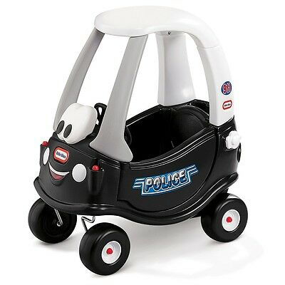 Little Tikes 30th Anniversary Police Patrol Car, Kids Ride On Car