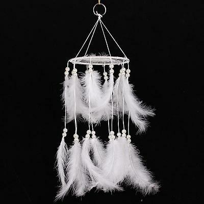 MS8068 Lantern-shaped Indian Dream Catcher Wall Hanging Decoration Ornament Gift