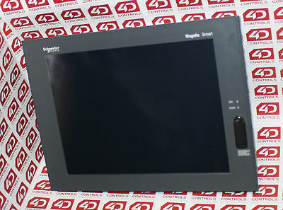 Schneider MPCST52NDJ20T OPERATOR INTERFACE 15INCH TOUCHSCREEN MAGELIS - Used