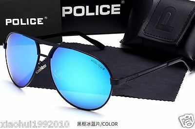 2017 New men's polarized sunglasses Driving glasses 2 colors P8480