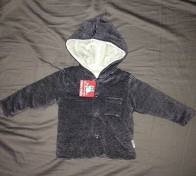 Ollie's place baby hooded jacket