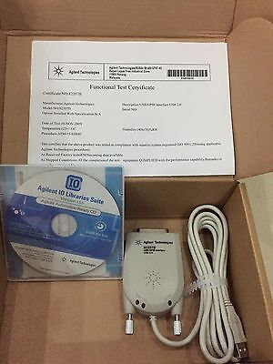 NEW HP Agilent 82357B USB-GPIB Interface High-Speed USB 2.0