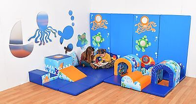 Soft Play for Nursery, Toddler Play Corner  / Baby Room. (C1002)