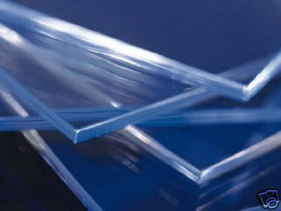 """(5093)Polycarbonate Clear 1/4""""thick 48"""" X 32"""" For Sale"""
